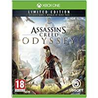 Assassins Creed Odyssey Limited Edition (Exclusive to Amazon.co.uk) (Xbox One)