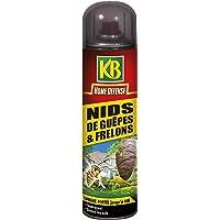 KB Aérosol Nid de Guêpes Longue Portée 500 ml