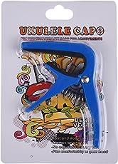 Kadence Ukulele Capo, Blue