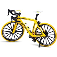 zest 4 toyz 1: 8 Bike Diecast Metal Model Bicycle Toy Racing Cycle Cross Mountain Bikes Toys for Kids Boys