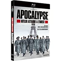 Apocalypse-Hitler Attaque à l'ouest-1940 [Blu-Ray]