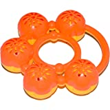 Crackles Colourful Rattles for Little Babies/Kids/Toddlers/Newborns-Pack of 1 (Random Color Will be Sent)
