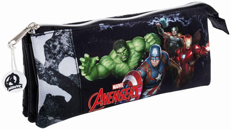Avengers – Estuche portatodo Triple (SAFTA 811734744)
