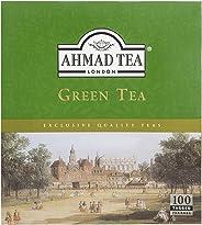 Ahmad Tea London Green, 100 Tea Bags