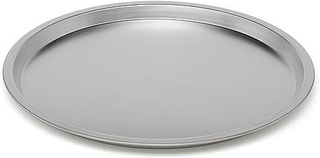 Maxi Nature Kitchenware Pizzablech Rund Ofen-Backform Bräter Pfannen Antihaftbeschichtung 30 cm