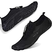 Water Shoes Mens Womens Quick Dry Swimming Pool Barefoot Aqua Water Sports Surf Beach Boating Snorkeling Diving Lake Yoga Shoes Socks