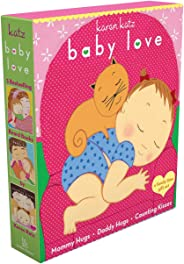 Baby Love: Mommy Hugs; Daddy Hugs; Counting Kisses