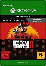 Red Dead Redemption 2: Special Edition (Pre-Purchase) | Xbox One - Download Code