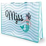 MJSS Tragtasche für Meerjungfrauen Monoflosse transportieren Shopping Tasche