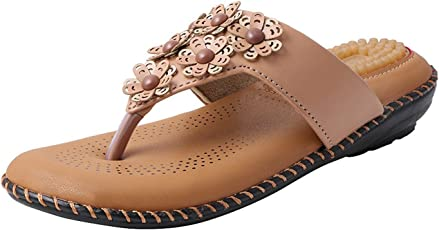 Ashoka Ladies Orthopedic Fashion Slippers