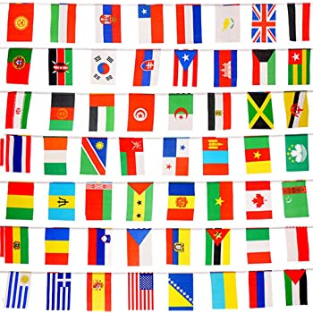 Image result for multicultural flag bunting