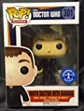 Funko - 301 - Pop - Doctor Who - 9th Doctor with Banana - Edition Limitée