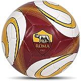 Mondo Sport Voetbal A.S. Roma - Maat 5 - 410 g - Officieel product - Kleur: geel/rood/wit - 13641