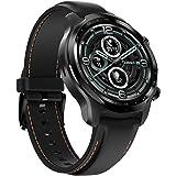 TicWatch Pro 3 GPS-smartwatch voor mannen en vrouwen, draag OS door Google, Dual-Layer Display 2.0, lange batterijduur