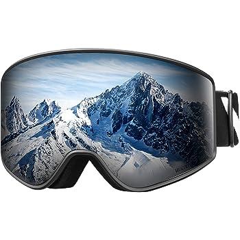 e4b159ea9f OutdoorMaster OTG Ski Goggles - Over Glasses Ski Snowboard Goggles ...
