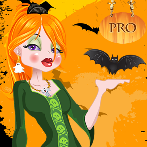 Dress Up Halloween-Mädchen