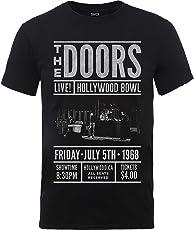 Rockoff Trade Herren T-Shirt The Doors Advance Final