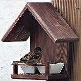 Mangeoire pour Oiseaux 'Huis'