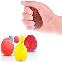 Serveuttam® Hand Strengthener Stress Ball - Hand Exercise Balls for Palm, Fingers, and Thumb Exercises   Gel Ball for…