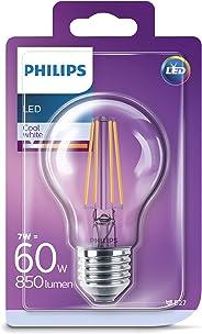Philips LED Classic 60W A60 E27 Non-Dim 4000K LED Filament Ampul