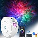 Smart Sternenhimmel Projektor OPENMIND steuerbar mit Alexa und Smartphone /über WI-FI *neu 2020* trippy Sterne und psychedelischer Leuchtnebel Galaxy Projektor