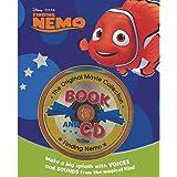 Disney Pixar Finding Nemo (With CD)