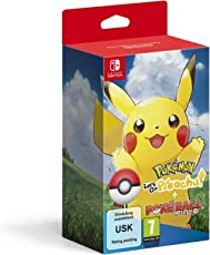 Pokémon: Let's Go, Pikachu! + Pokéball Plus - [Nintendo Switch]