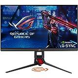 "ASUS ROG Strix XG279Q HDR Monitor Gaming – 27"" WQHD (2560 x 1440), Fast IPS, Overclockable 170Hz, 1ms (GTG), ELMB SYNC…"
