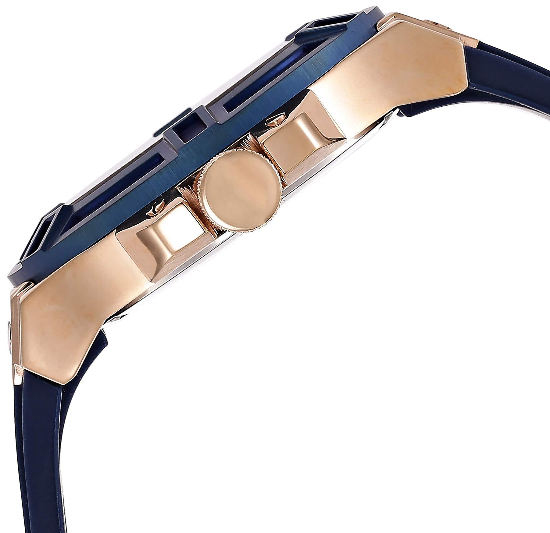 Guess W0247G3 – Reloj de pulsera para hombre, color azul