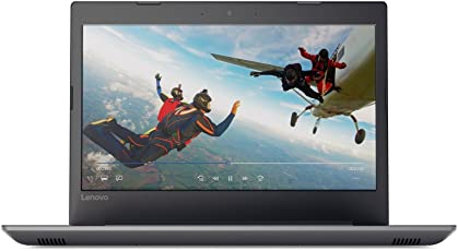 Lenovo 80XG008MIN 14.0-inch Laptop (I3-6006U/4GB/1TB/Windows 10 Home/Integrated Graphics), Black Comes Without CD Drive