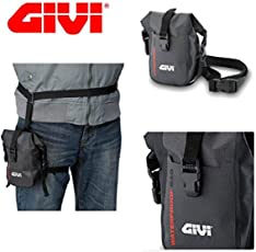 Givi Waterproof-Bag - Beintasche, Schwarz, Größe 40