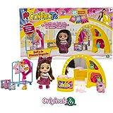 Me Contro Te- Giochi Preziosi Mini Doll 12 cm Stanza Segreta, Multicolore, MEC32000
