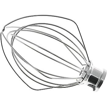 Masterpart Replacement Whisk Attachment For Kitchenaid Ksm150 Ksm152