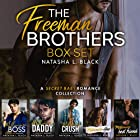 The Freeman Brothers: A Secret Baby Romance Collection (English Edition)