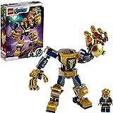 Lego 6289053 Lego Marvel Avengers Movie 4 Lego Marvel Avengers Movie 4 Thanos Mecha - 76141, Multicolor