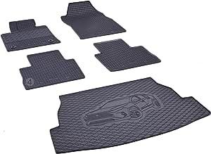 Passgenaue Kofferraumwanne Und Gummifußmatten Geeignet Für Toyota Rav4 Ab 2019 Autoschoner Monteur Auto