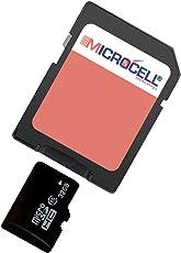 Microcell microSDHC Scheda di Memoria da 32 GB con Adattatore SD per Huawei P8 Lite 2017