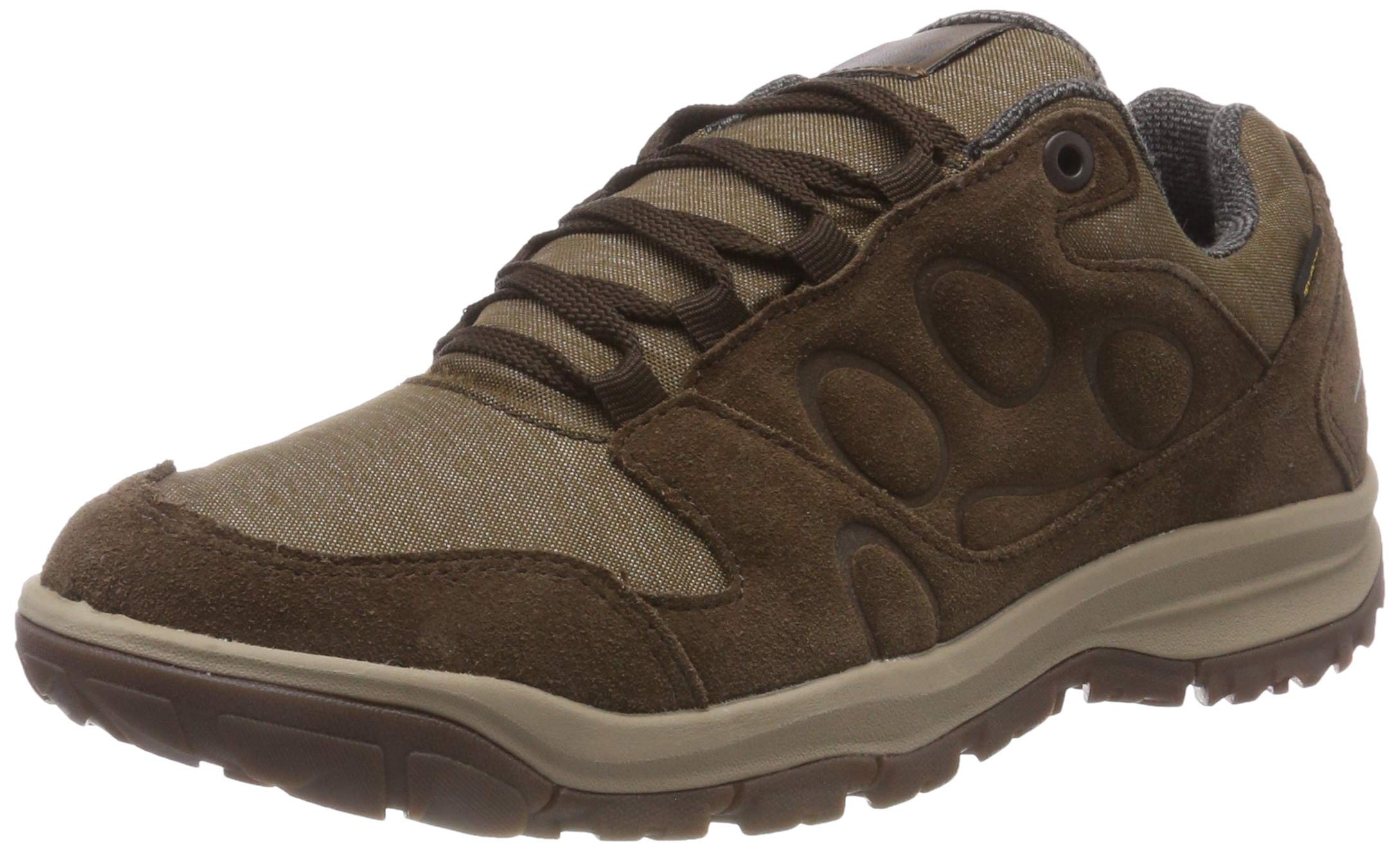 Jack Wolfskin Men's Vancouver Texapore Low M Rise Hiking Shoes 1