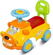 GoodLuck Baybee Ride on Push Car with Music Toy (1-2 Years)