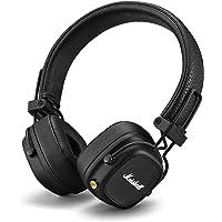 Marshall Major IV Bluetooth Faltbar Kopfhörer - Schwarz