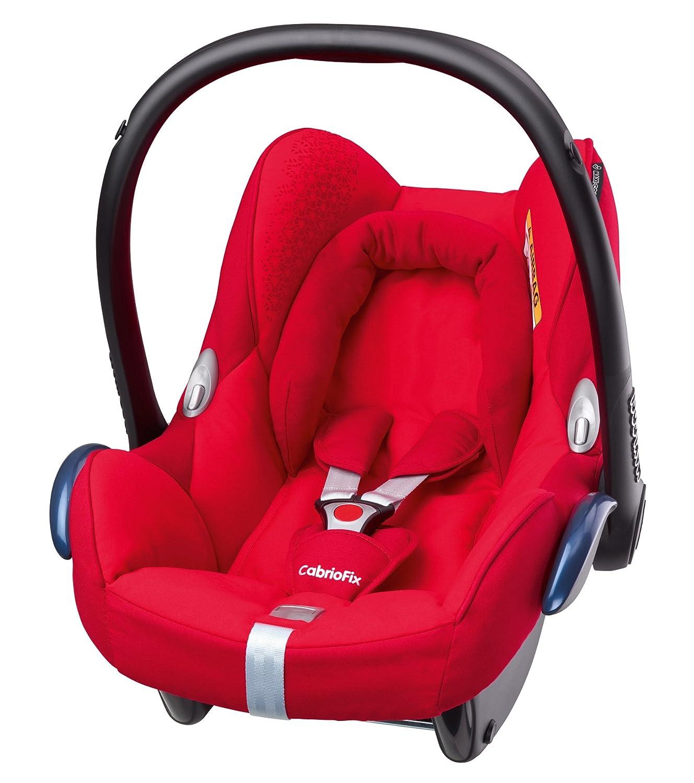 Maxi-Cosi Cabriofix Babyschale origmi red