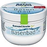 MADENA Basenbad | BasenCitrate Pur | Fastenkuren | basischer Badezusatz zur Pflege und Unterstützung der Hautfunktion
