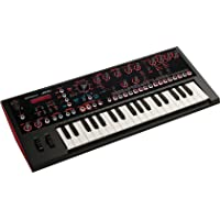 Roland JD Xi Analog Digital Crossover Synthesizer, Nero