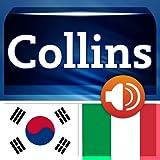 Audio Collins Mini Gem Korean-Italian & Italian-Korean Dictionary