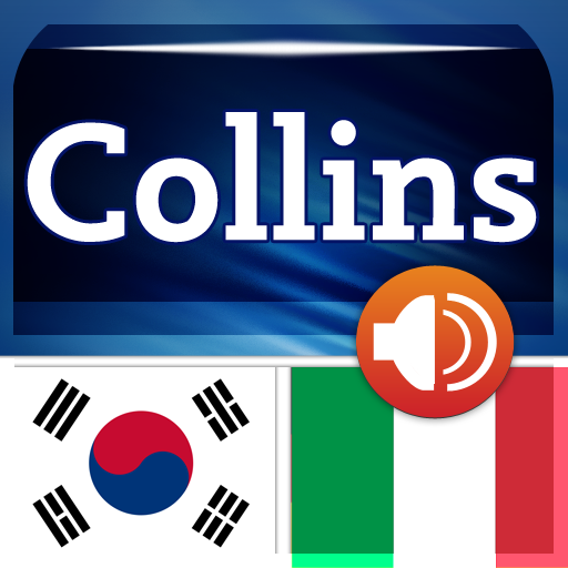 Audio Collins Mini Gem Korean-Italian & Italian-Korean Dictionary