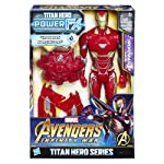 Avengers: Infinity War Titan Hero Power FX Iron Man Figür