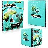 Verzamelalbum, kaartenhouder album, kaarten verzamelmap, map kaarten album boek GX EX trainer verzamelkaartalbums, 30 pagina'