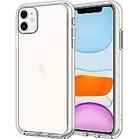 """JETech Cover compatibile iPhone 11 6,1"""", Custodia Case con Assorbimento degli Urti e Anti-Graffio, Trasparente HD Chiaro"""