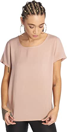Only Onlfirst SS Top Noos Wvn Camicia Donna