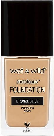 Wet 'n Wild Photo Focus Foundation, Bronze Beige, 30ml